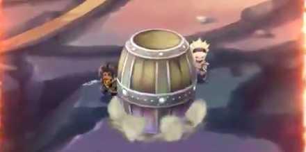 大タル爆弾を設置できるボスバトルがある!