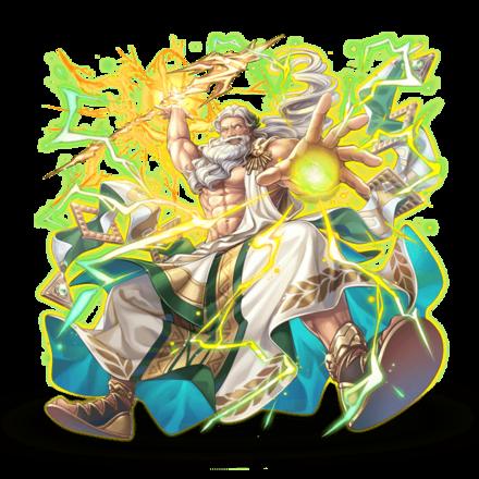 【神】天空神 ゼウスの画像