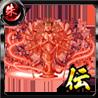 千手観音【赤】Lv2の画像
