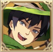 ロバート(緑の遊撃手)のアイコン
