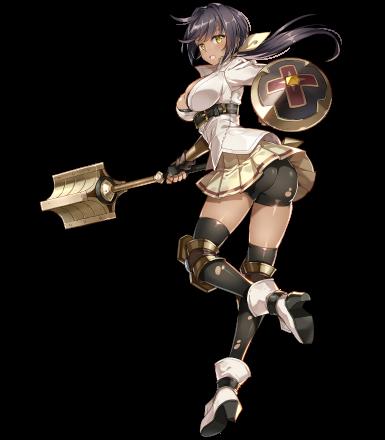 戦闘人形マヤの画像