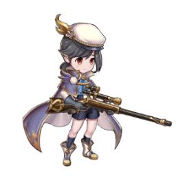 グラミン(若き狙撃手)のSDアイコン