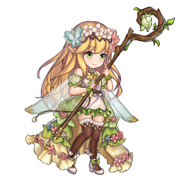 ヴィオリール(花の祭司)