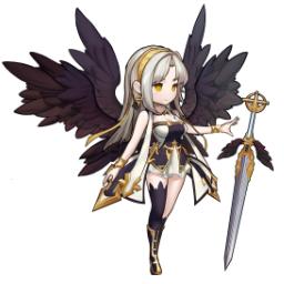 フェル(守護天使)のSDアイコン