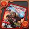 燃える革命ドギラゴンカードの画像