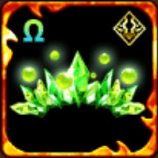 聖結晶クリアジェムオーラΩ(体+早)の画像