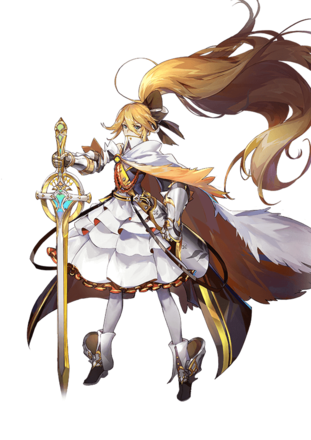 ヴィヴィアン(聖剣の騎士)の画像