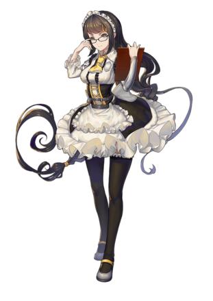 オフィーリア(竜槍のメイド)の画像