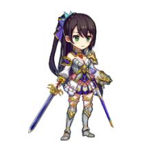エレーナ(庇護欲の剣士)