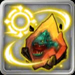 西方呪白虎の核(メダル) アイコン