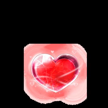 ハート魔晄石・Vの画像