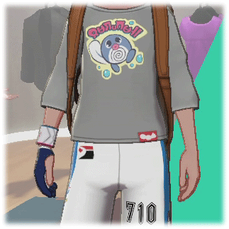バスクシャツプリント