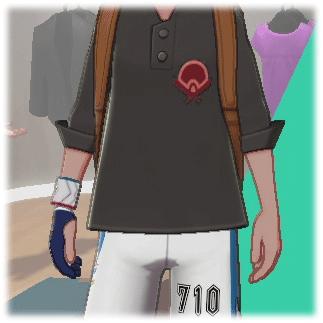 7ぶたけポロシャツ