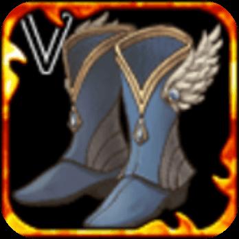 勇者の靴LV5の画像