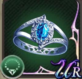 アレキサンドライトの指輪の画像