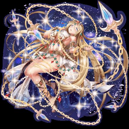 [神秘の聖鎖]アンドロメダの画像