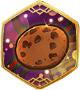 幸せいっぱいの年越しクッキーの画像