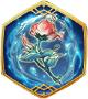 深海の薔薇の画像