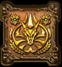 マスタードラゴンの紋章・盾