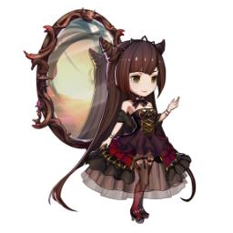 ヴィクトリア(鏡の魔女)のSDアイコン