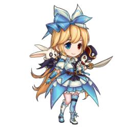 アリス(夢境の少女)のSDアイコン