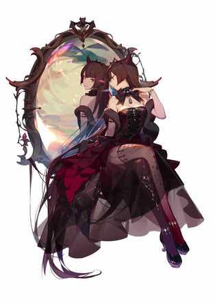 ヴィクトリア(鏡の魔女)の画像