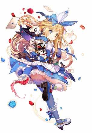 アリス(夢境の少女)の画像