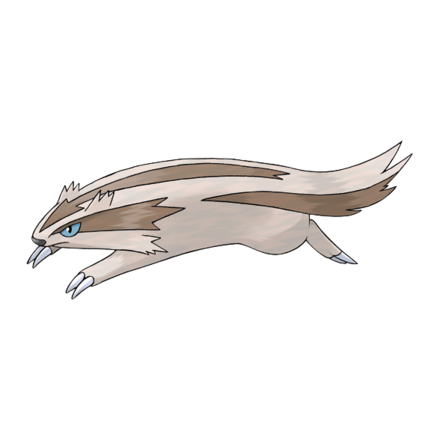 Pokemon - Linoone