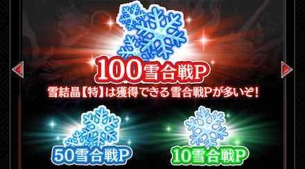 氷天下 大雪合戦!!の遊び方の画像