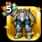 魔界神の鎧下のアイコン