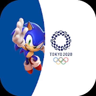 ソニック AT 東京2020オリンピック画像