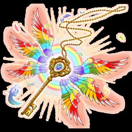 【神】アークエンジェルネックレス・時翼鍵のアイコン