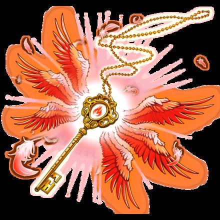 【神】アークエンジェルネックレス・火翼鍵のアイコン