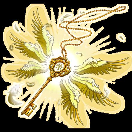 【神】アークエンジェルネックレス・光翼鍵のアイコン
