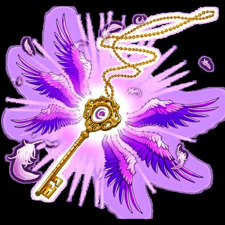 【神】アークエンジェルネックレス・闇翼鍵のアイコン