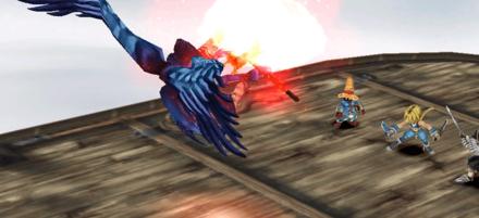 魔法攻撃の画像