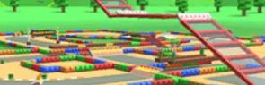 RMXマリオサーキット1Xの画像