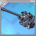 37mm対空機関砲70-KT2の画像