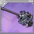 37mm対空機関砲70-KT3の画像