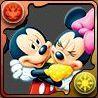 ミッキーマウス&ミニーマウスの画像