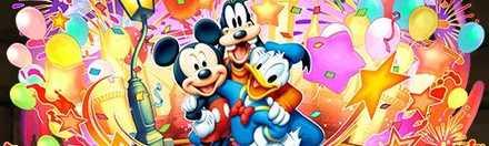 ミッキー マウス パズドラ