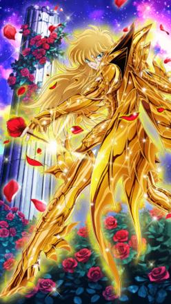 魚座の神聖衣 アフロディーテ(ACE)の画像