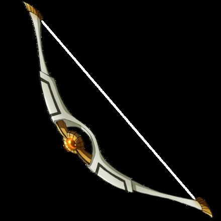 聖武器『弓』の模造品の画像