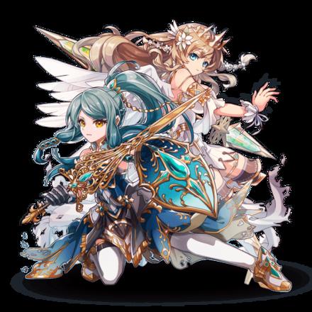 剣聖天使 ランスロットxガブリエルの画像