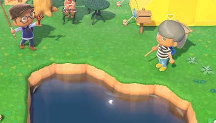 あつ 森 ハート の 池 作り方