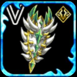 嵐龍神盾ラグシールドⅤの画像