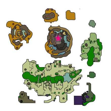 魔王の城の行き方