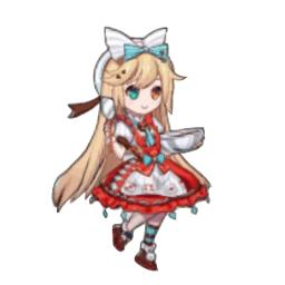 アリス(お砂糖の少女)のSDアイコン