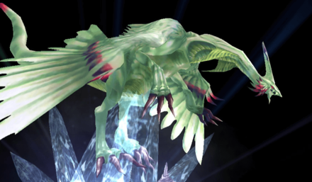 氷属性攻撃の画像