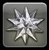 不活性星型クラスター